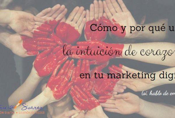 intuicion de corazones o empatía Patricia Suárez